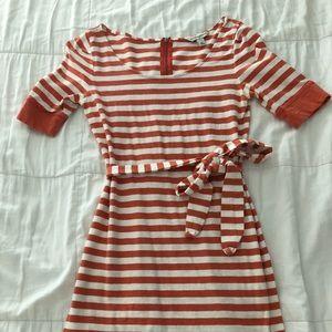 Banana Republic Striped Nautical Dress XS